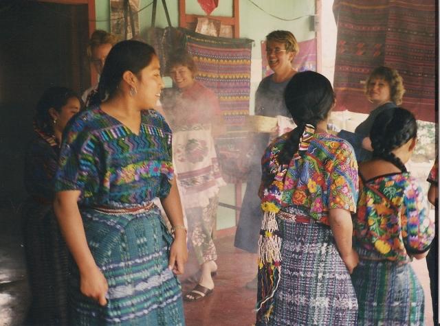 ceremony San Andres Itzapa